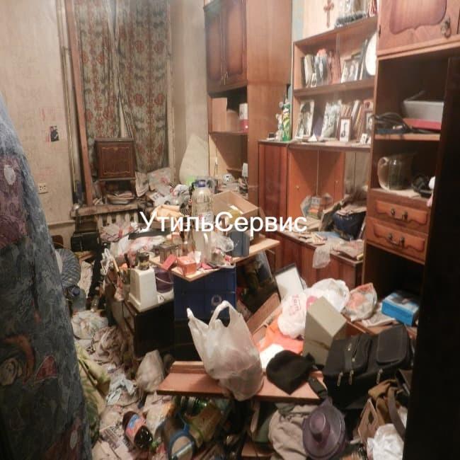 Вывоз старой мебели Москва