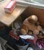 очистка квартиры от вещей