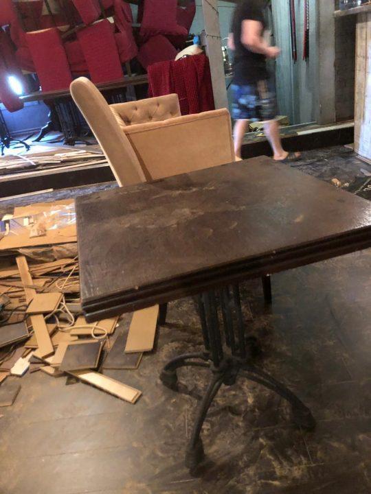 Вывоз и демонтаж старой мебели