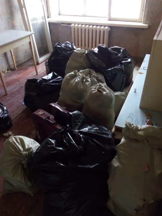 Вывоз мусора Москва центр газель