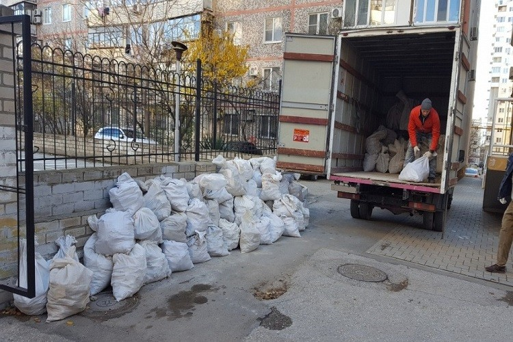 vyvezti stroitelnyj musor v meshkah 20 30 40 sht na gazelle1 - Вывезти строительный мусор в мешках 20-30-40 шт на Газели