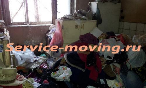 20120421 111105 - Вывоз заваленных квартир