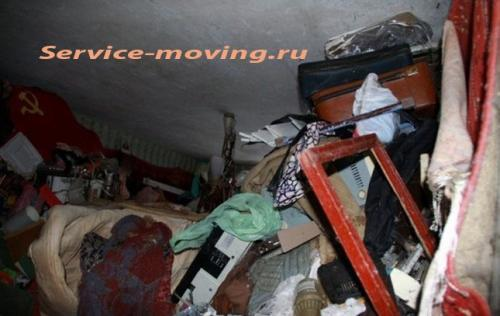ochistka pomescheniya 1 - Вывоз заваленных квартир